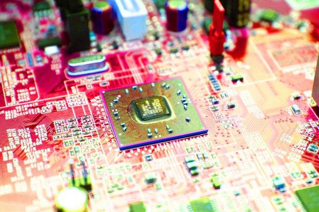電気電子機器事業