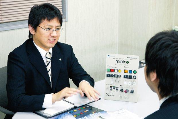 産業設備機器事業